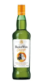 Whisky Black & White Orange 700ml