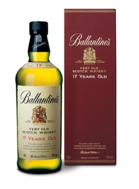 Ballantine's 17 anos 750ml.