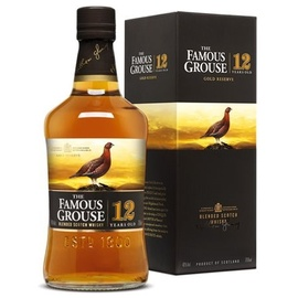Whisky Famous Grouse Gold 12 Anos 1L