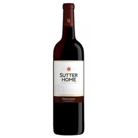 Sutter Home Zinfandel 750ml.