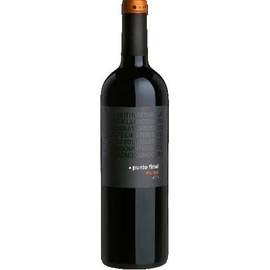 Punto final Etiquena Negra Tinto 750ml.