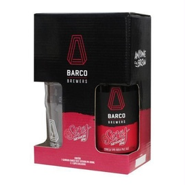 Kit Cerveja Barco Sexy Session Ipa 600ml + Copo