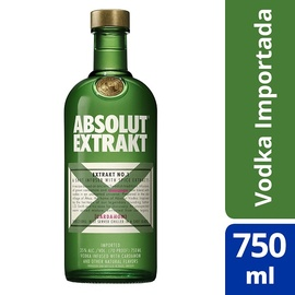 Vodka Absolut Extrakt 750ml