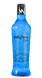 Gin Nirvana Blueberry 1Lt
