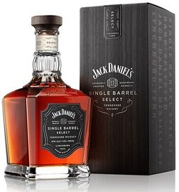Jack Daniel`s Single Barrel 750ml