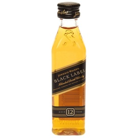 Mini Johnnie Walker Black Label 50ml