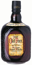 Grand Old Parr 1 Litro.