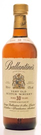 Ballantine's 30 Years Old 700ml.