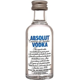 Mini Absolut 50ml