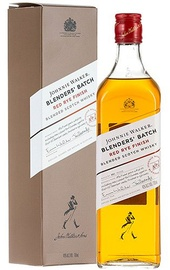 Whisky Johnnie Walker Red Rye Finish 750 ml.