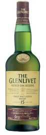 The Glenlivet 15 anos 750 ml.