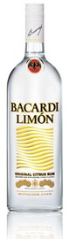 Bacardi Limón 750ml.
