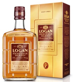 Whisky Logan Heritage Blend 700 ml.