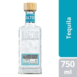 Tequila Olmeca Altos Plata 750ml