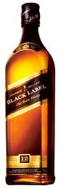 Johnnie Walker Black Label 1 Litro.