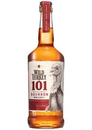 Whiskey Wild Turkey 101 Rye.