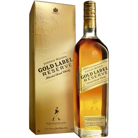 Whisky Johnnie Walker Gold Label Reserve 750 mll